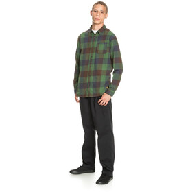 Quiksilver Motherfly Sweat À Manches Longues Homme, greener pasture motherfly